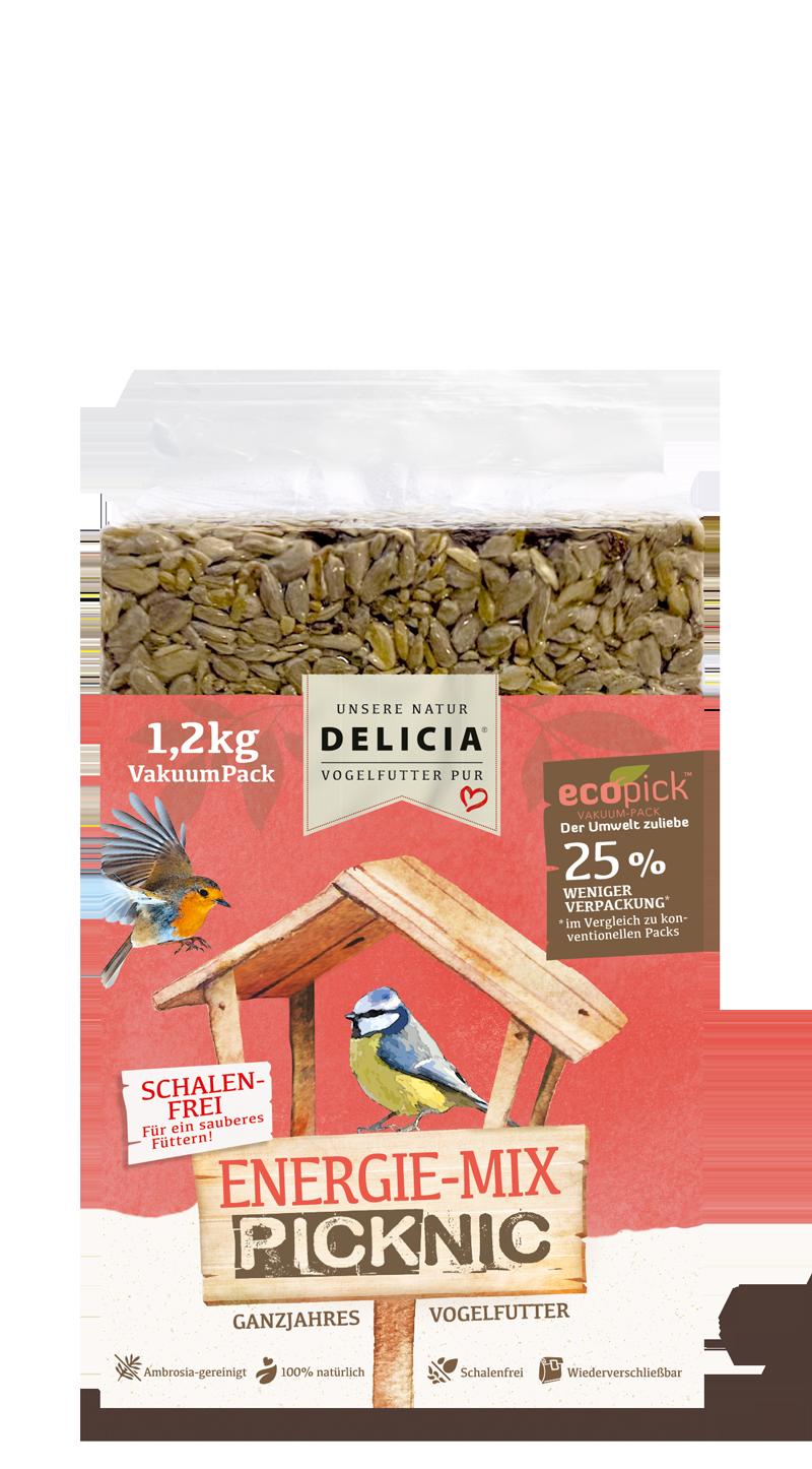 Delicia EnergieMix-Picknic 1,2 kg