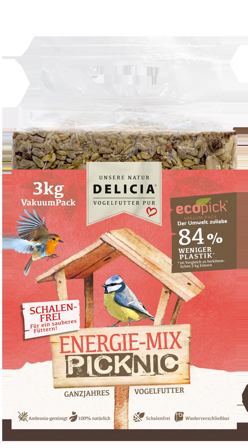Delicia EnergieMix-Picknic 3 kg