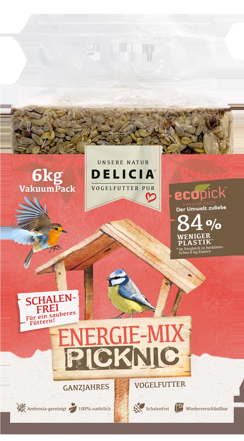 Delicia EnergieMix-Picknic 6 kg