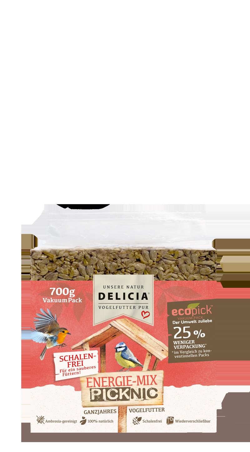 Delicia EnergieMix-Picknic 700 g