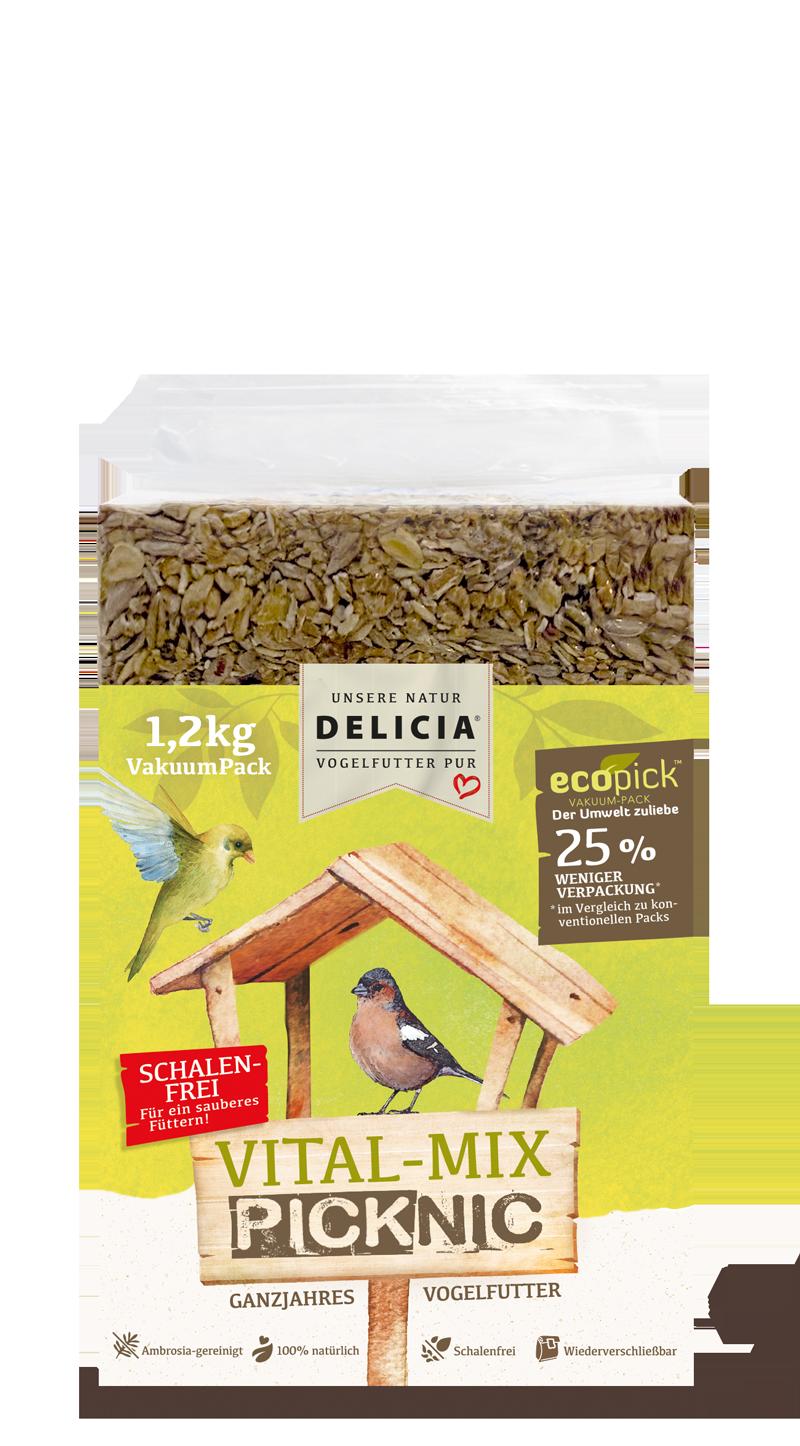 Delicia VitalMix-Picknic 1,2 kg