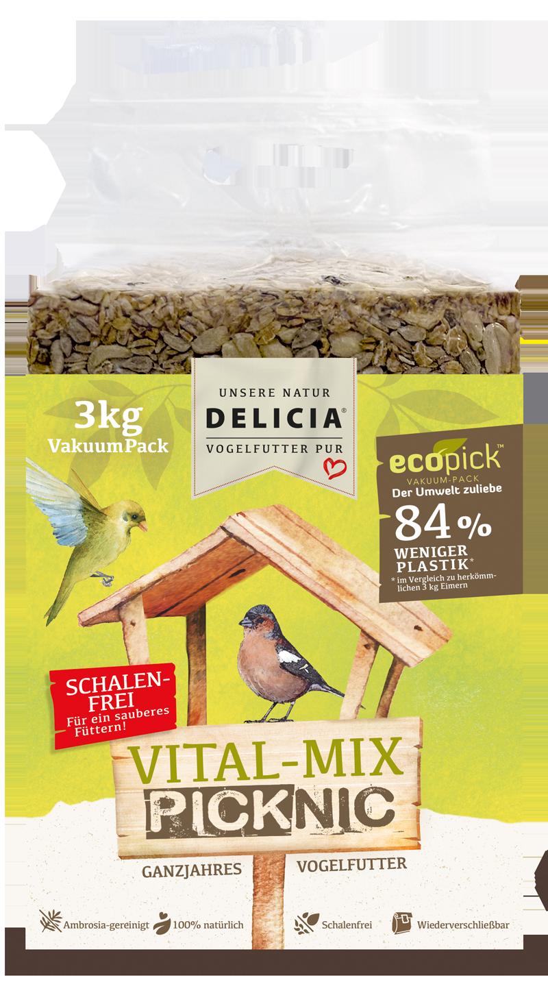Delicia VitalMix-Picknic 3 kg