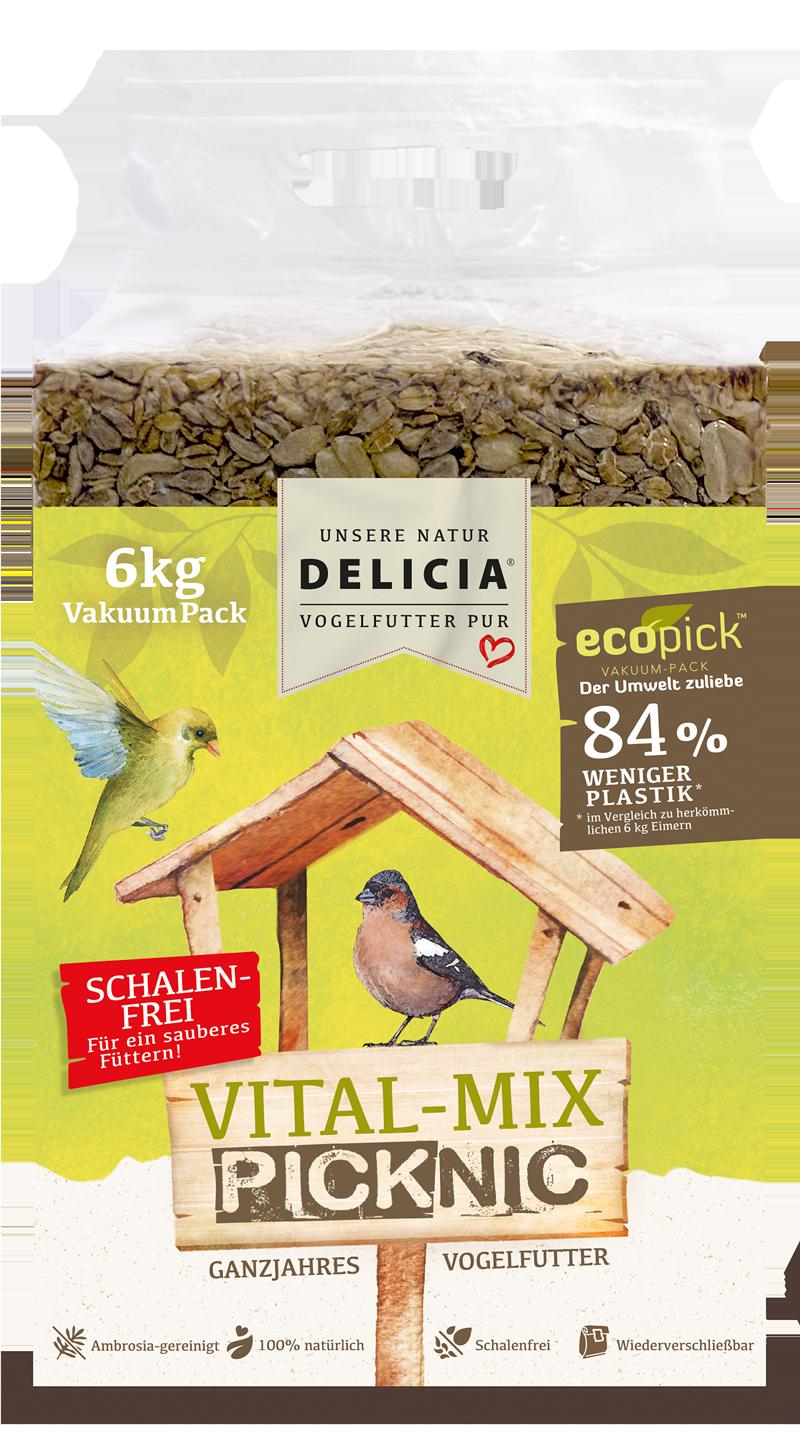 Delicia VitalMix-Picknic 6 kg