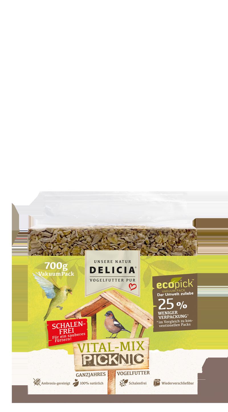 Delicia VitalMix-Picknic 700 g